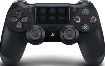 Беспроводной геймпад Sony Dualshock4v2 (CUH-ZCT2E)  черный