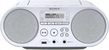 Магнитола Sony ZS-PS50W цена 2017