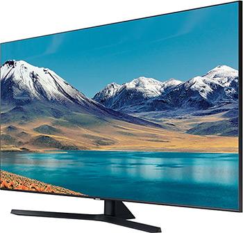 Фото - Crystal UHD телевизор Samsung UE55TU8500UXRU носки детские гранд цвет розовый 2 пары ycl18 размер 20 22