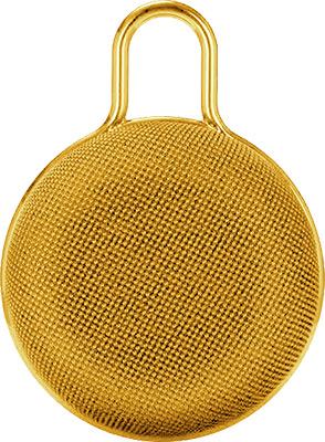 Портативная акустика Telefunken TF-PS1234B(золотой)