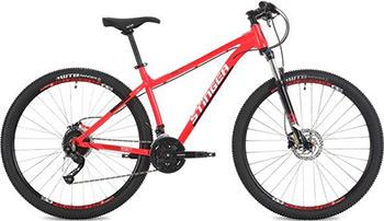 Велосипед Stinger 29'' Zeta Std 20'' красный M2000/M2000/EF505 цена 2017