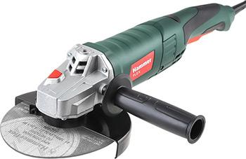 Угловая шлифовальная машина (болгарка) Hammer Flex USM1350D шлифовальная машина hammer osm430 flex