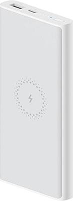 Аккумулятор портативный Xiaomi Mi Wireless power bank essential 10000mAh VXN4294GL белый WPB15ZM внешний аккумулятор mi wireless power bank 10000 ма ч черный