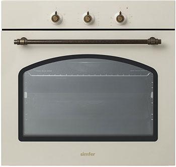Встраиваемый электрический духовой шкаф Simfer