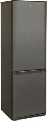 Двухкамерный холодильник Бирюса Б-W360NF графит холодильник бирюса б m633 двухкамерный серебристый металлик