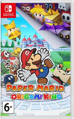 Видеоигра Nintendo Switch: Paper Mario: The Origami King