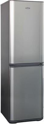 Фото - Двухкамерный холодильник Бирюса Б-I631 нержавеющая сталь холодильник бирюса б m70 однокамерный нержавеющая сталь