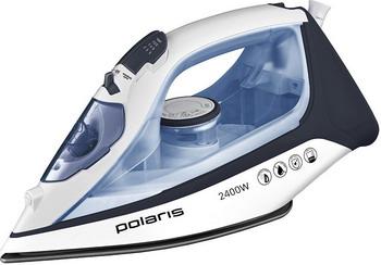 Утюг Polaris PIR 2483K 3m белый/синий утюг polaris pir 2480aк синий фиолетовый белый