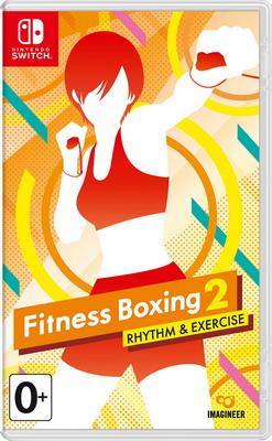 Видеоигра Nintendo Switch: Fitness Boxing 2: Rhythm & Exercise