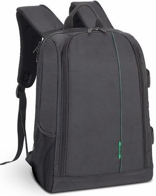 Фото - Рюкзак для фотокамеры Rivacase 7490 (PS) SLR Backpack black сумка для фотокамеры rivacase 7450 ps slr messenger bag black