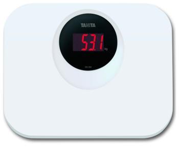 Весы напольные TANITA HD-394 White цена