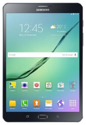 Планшет Samsung Galaxy Tab S2 8.0 SM-T 710 32 Gb черный смартфон samsung galaxy a6 32 gb sm a 605 золотой