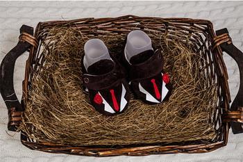 Пинетки Маргарита велюр для мальчика (черный) сапоги для мальчика kenka цвет черный lpg 71030 black размер 36