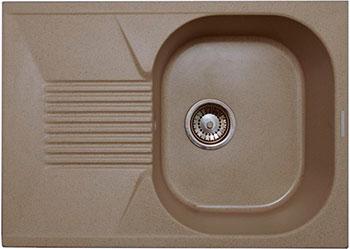 Кухонная мойка LAVA L.2 (SAHARA бежевый) кухонная мойка lava q 2 sahara бежевый