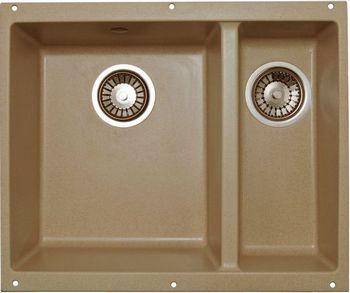 Кухонная мойка LAVA U.2 (DUNE светлый беж) цены онлайн