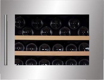 Встраиваемый винный шкаф Dunavox DAB 28.65 SS винный шкаф dunavox dab 48 125b