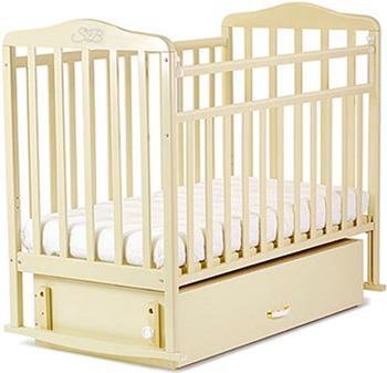 Детская кроватка Sweet Baby Luciano Cammello (Бежевый)