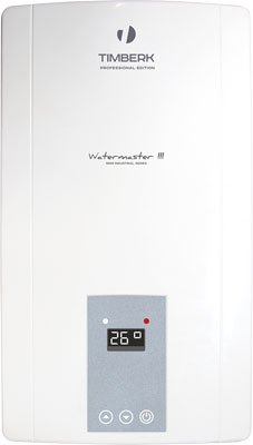 Водонагреватель проточный Timberk WHE 12.0 XTL C1 Watermaster III