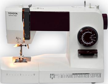Швейная машина Toyota ERGO 34 D 5411450004480 toyota швейная машина