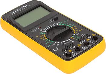 Мультиметр TEK DT 9208 A все цены