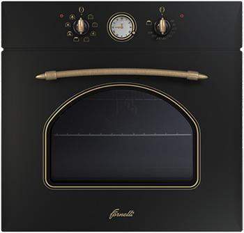 лучшая цена Встраиваемый электрический духовой шкаф FORNELLI FEA 60 MERLETTO AN