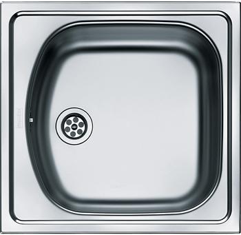 Кухонная мойка FRANKE ETN 610 1.5'' б/креп б/упл б/вып 101.0009.909 все цены
