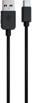 Фото - Кабель Red Line USB-micro USB черный кабель satechi flexible micro to usb 15 см черный