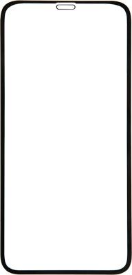 Защитное стекло Red Line iPhone 11 (6.1'') Full Screen tempered glass FULL GLUE черный liberty project tempered glass защитное стекло для alcatel onetouch idol 4s 6070k 0 33 мм