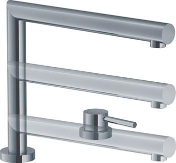 Кухонный смеситель FRANKE Active Window опт. ст. арт.115.0486.991