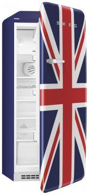Однокамерный холодильник Smeg FAB 28 RUJ1 двухкамерный холодильник smeg fab 32 rven1