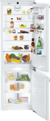 Встраиваемый двухкамерный холодильник Liebherr ICNP 3366-20 цена и фото