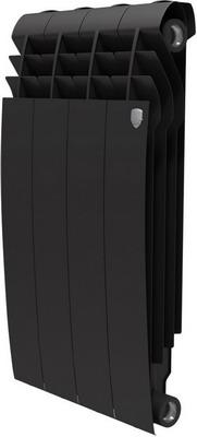 Водяной радиатор отопления Royal Thermo BiLiner 500-4 Noir Sable