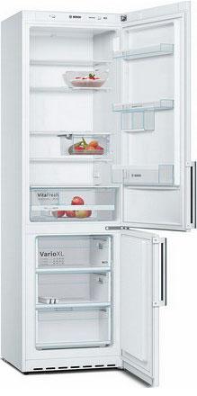 Двухкамерный холодильник Bosch KGE 39 XW 2 OR цена и фото