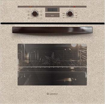 Встраиваемый электрический духовой шкаф GEFEST ЭДВ ДА 622-02 К48 электрический духовой шкаф gefest эдв да 622 02 к48 бежевый гранит эдв да 622 02 к48