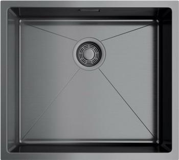 Кухонная мойка Omoikiri TAKI 49-U/IF-GM вороненая сталь (4973524) кухонная мойка omoikiri taki 54 u if gm 540x440 вороненая сталь 4973107