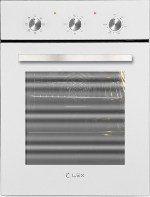 Встраиваемый электрический духовой шкаф Lex EDM 4570 WH цена и фото