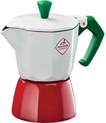Кофеварка Tescoma PALOMA Tricolore 1 чашка 647031