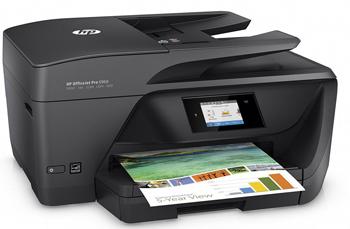 МФУ HP Officejet Pro 6960 (J7K 33 A)