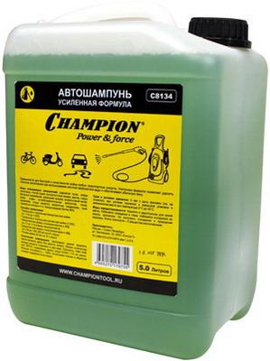Автошампунь Champion усиленная формула 5л С8134 все цены