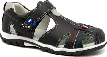 Туфли открытые Счастливый ребенок А1006-0 37 размер цвет черный туфли mursu 201522 37 размер цвет черный