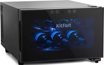 Винный шкаф Kitfort KT-2403 castor 2403 1