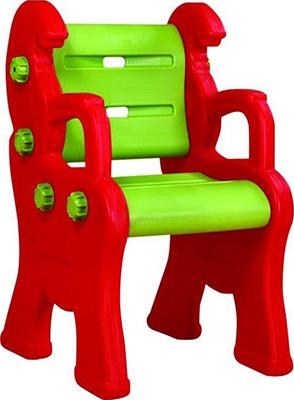 Стул King Kids ''Королевский'' красный KK_LC 9040_R детский стул king kids детский пластиковый стул королевский красный
