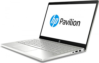 Ноутбук HP Pavilion 14-ce 1000 ur  i3-8145 U (Mineral silver) ноутбук hp 15 da 0189 ur 4mw 88 ea i3 7020 u snow white