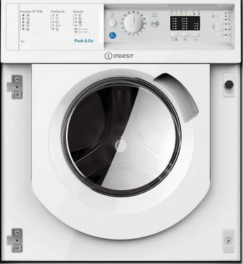 Встраиваемая стиральная машина Indesit BI WMIL 71252 EU
