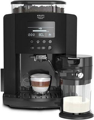 Кофемашина автоматическая Krups EA 819 N 10 цена