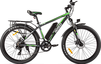 цена на Велогибрид Eltreco XT 750 gray 019896-1917