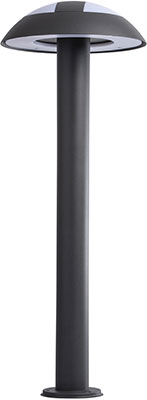 Светильник уличный DeMarkt Меркурий 807042301 80*0 2W LED 220 V резистор kiwame 2w 6 80 kohm
