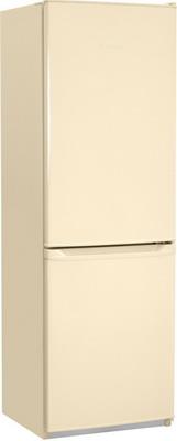 Двухкамерный холодильник NordFrost NRB 139 732 бежевый цена и фото