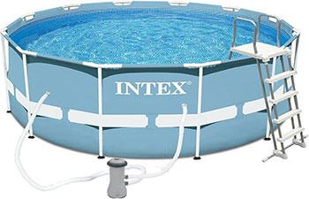 Купить Бассейн Intex, Prism Frame 366х122см 10685л 26718/28726, Китай