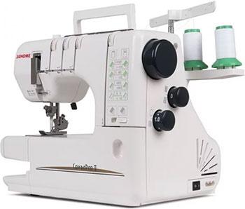 Распошивальная машина Janome Cover Pro 2 распошивальная машина minerva cs 1000 pro